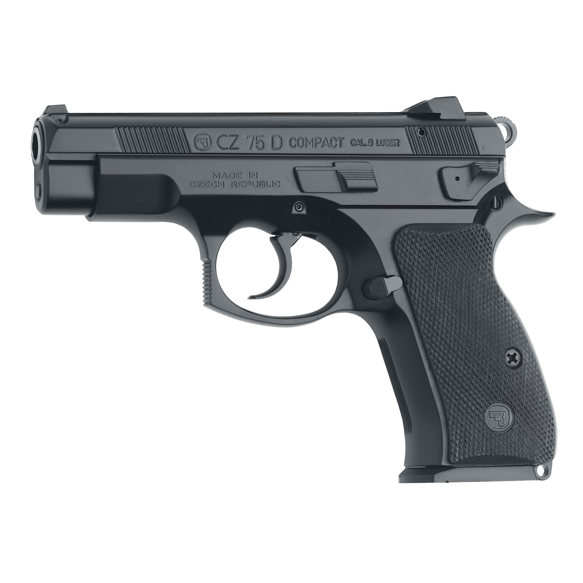 CZ-75 D PCR Compact, Fixed Sights, 9mm