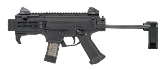 CZ Scorpion EVO 3 S2 Pistol Micro w/ Brace, 9mm