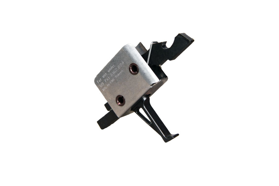Chip McCormick AR15 Single Stage Match Trigger Group - FLAT