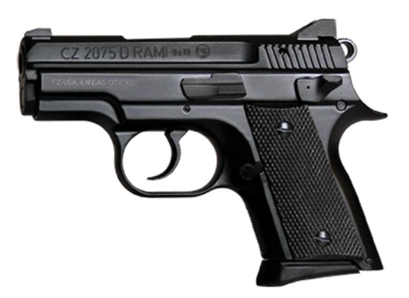 CZ 2075 RAMI BD, Night Sights, 9mm