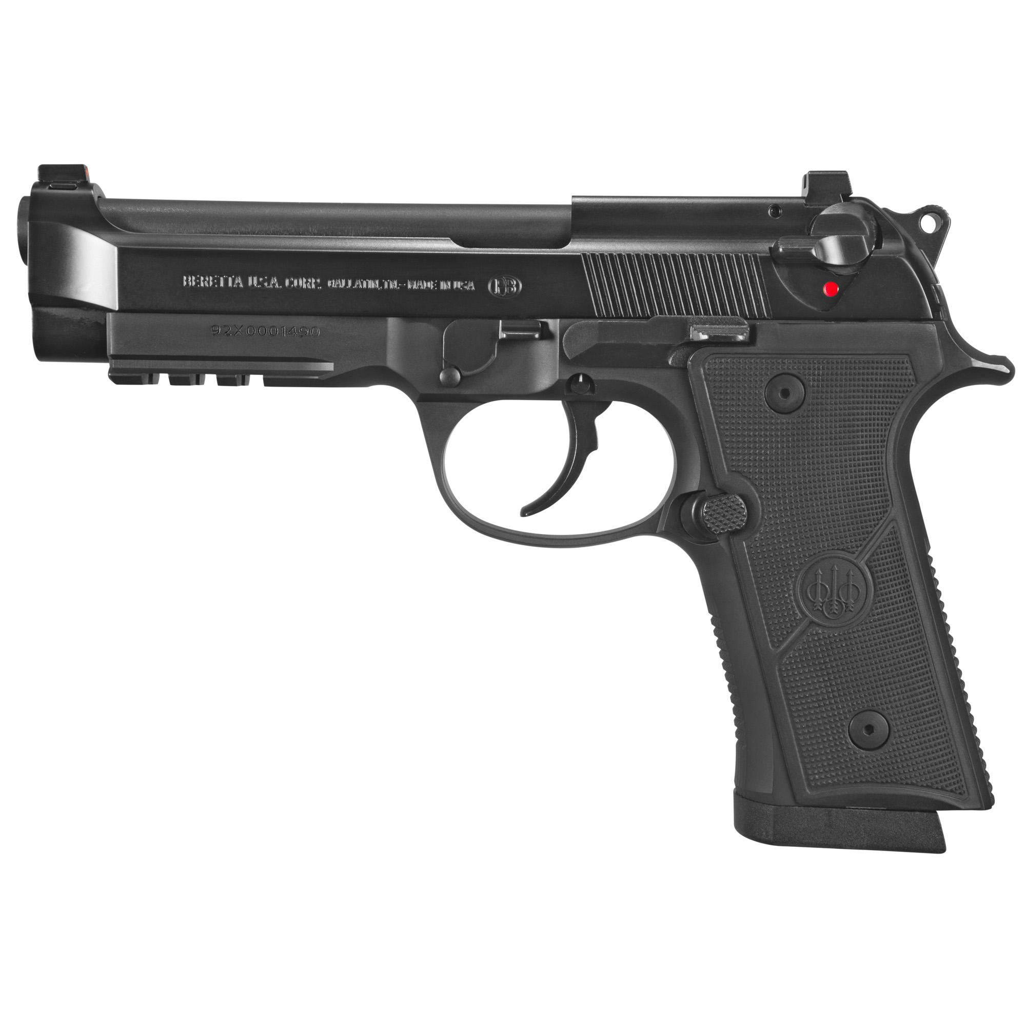 Beretta USA J92FR921G 92X Full Size 9mm Luger 4.70