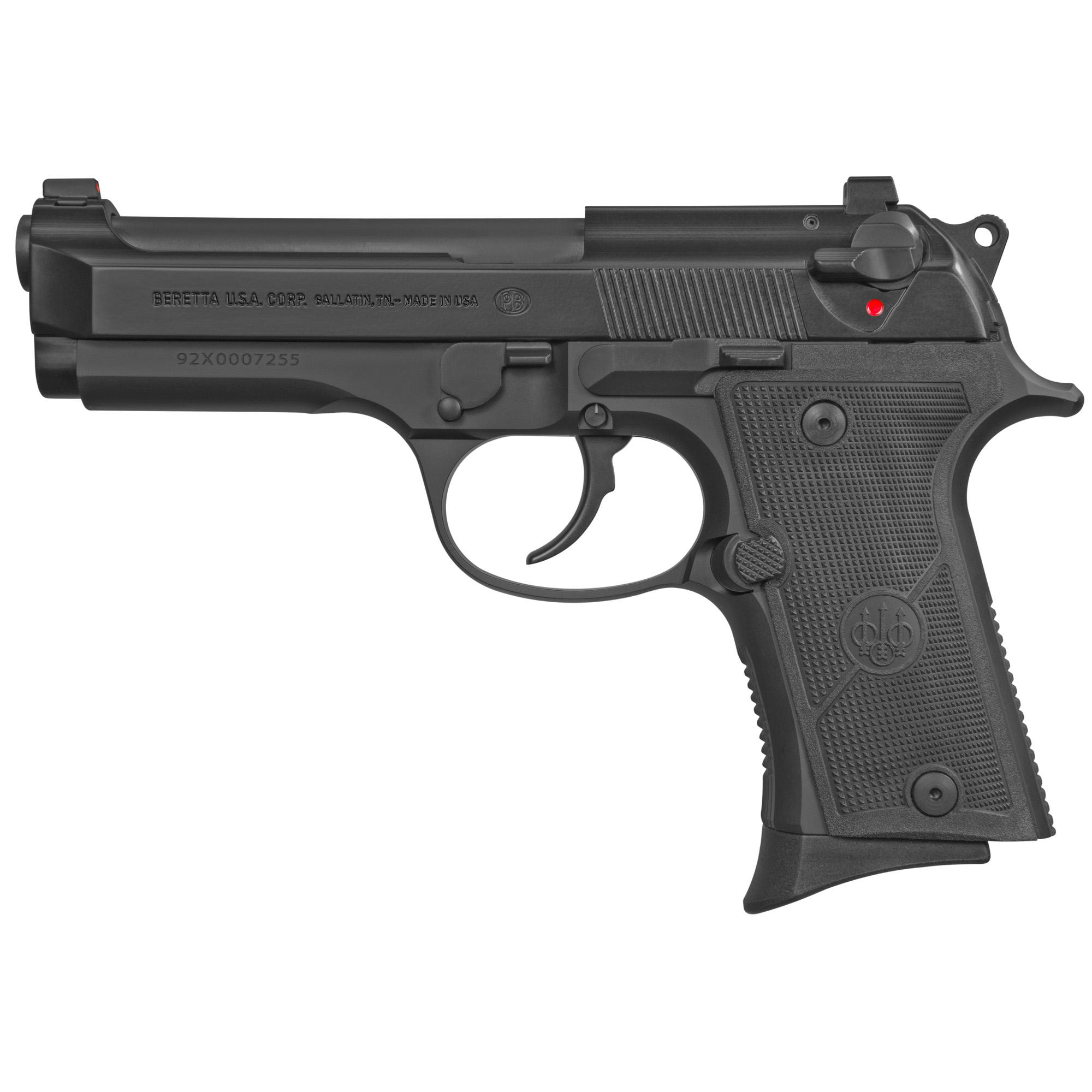 Beretta 92X Compact, 9mm