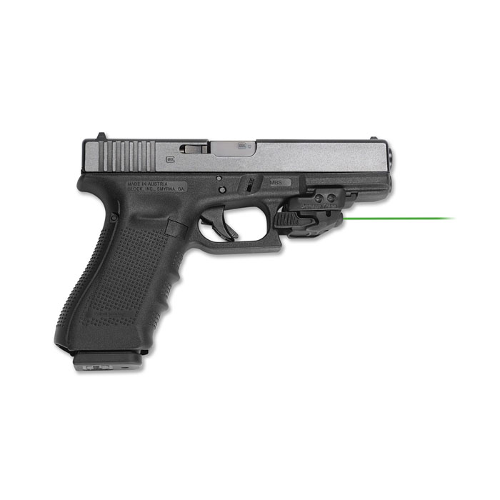 Crimson Trace Rail Master Universal Laser Sight - Green