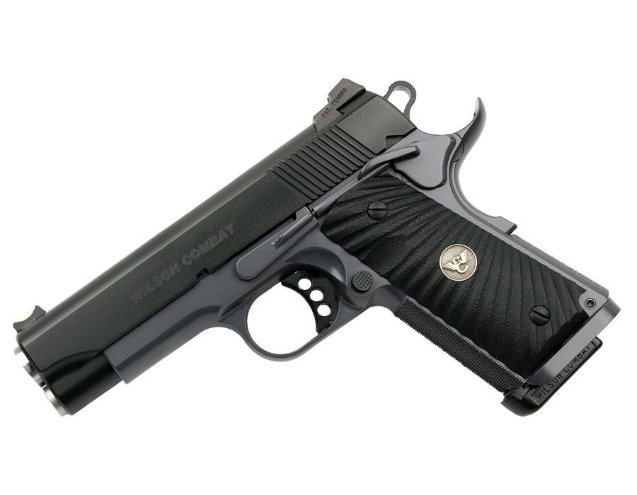 Wilson Combat CQB Compact, .45ACP, Black/Gray - USED