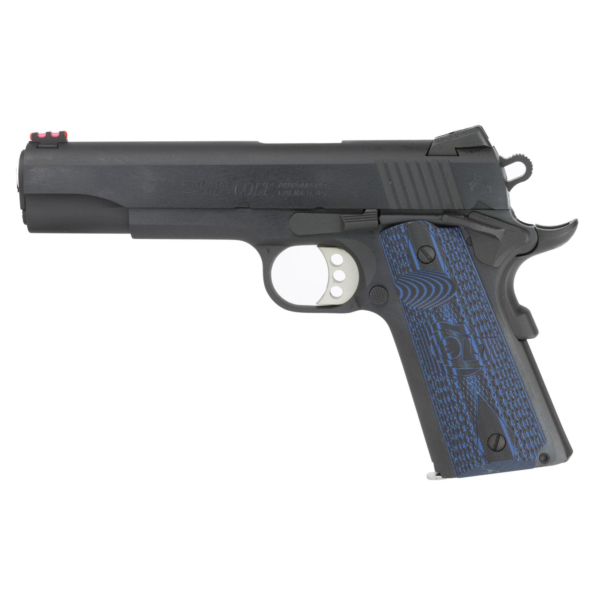 Colt Competition Series, 45ACP - Blue
