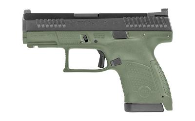 CZ P-10 Sub Compact, 9mm - OD GRN