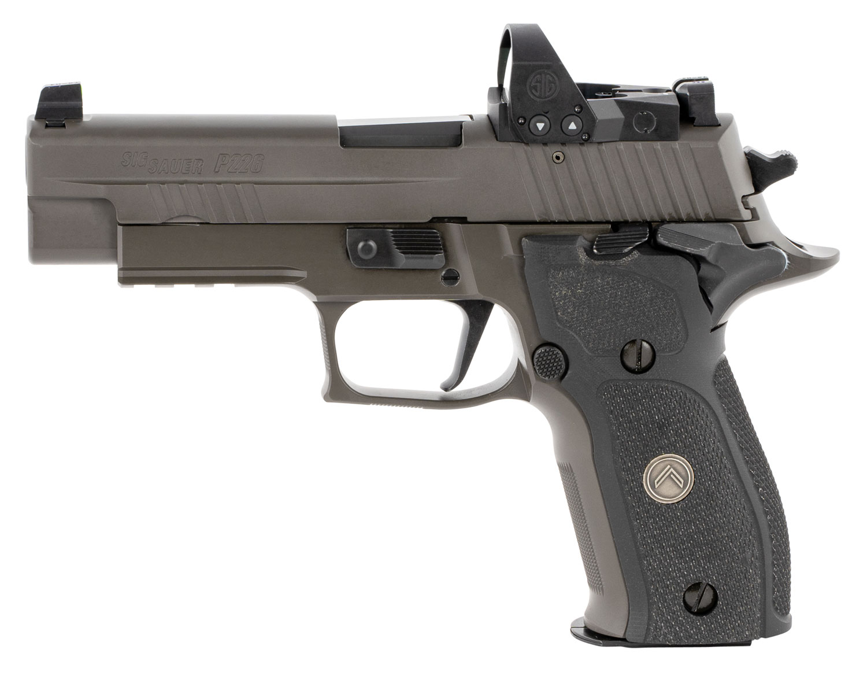 Sig Sauer E26R9LEGIONSAORXP P226 Full Size Legion RX SAO 9mm Luger 4.40
