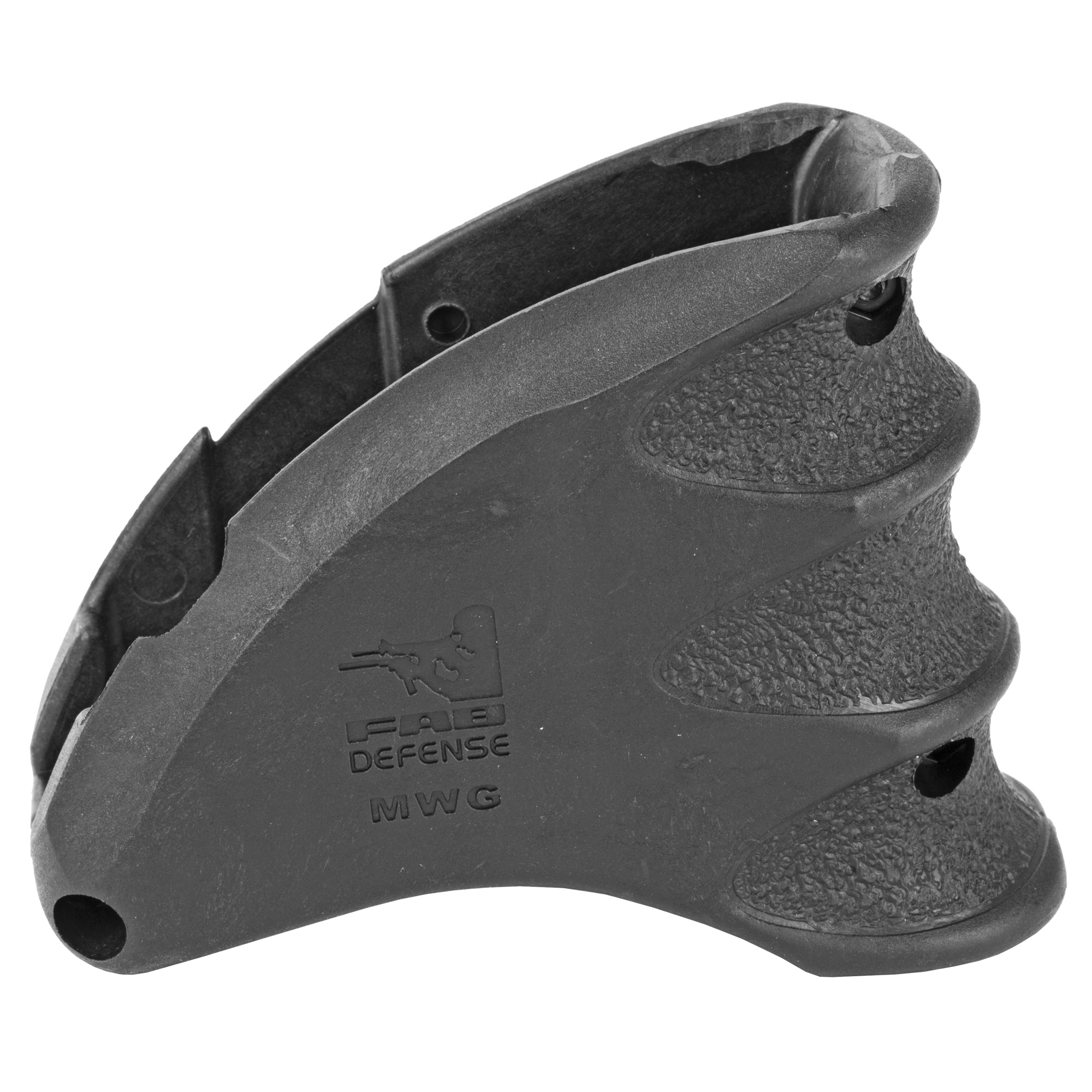 FAB Defense FXMWG MWG Mag-Well & Funnel 5.56x45mm NATO M16 Polymer Black Finish