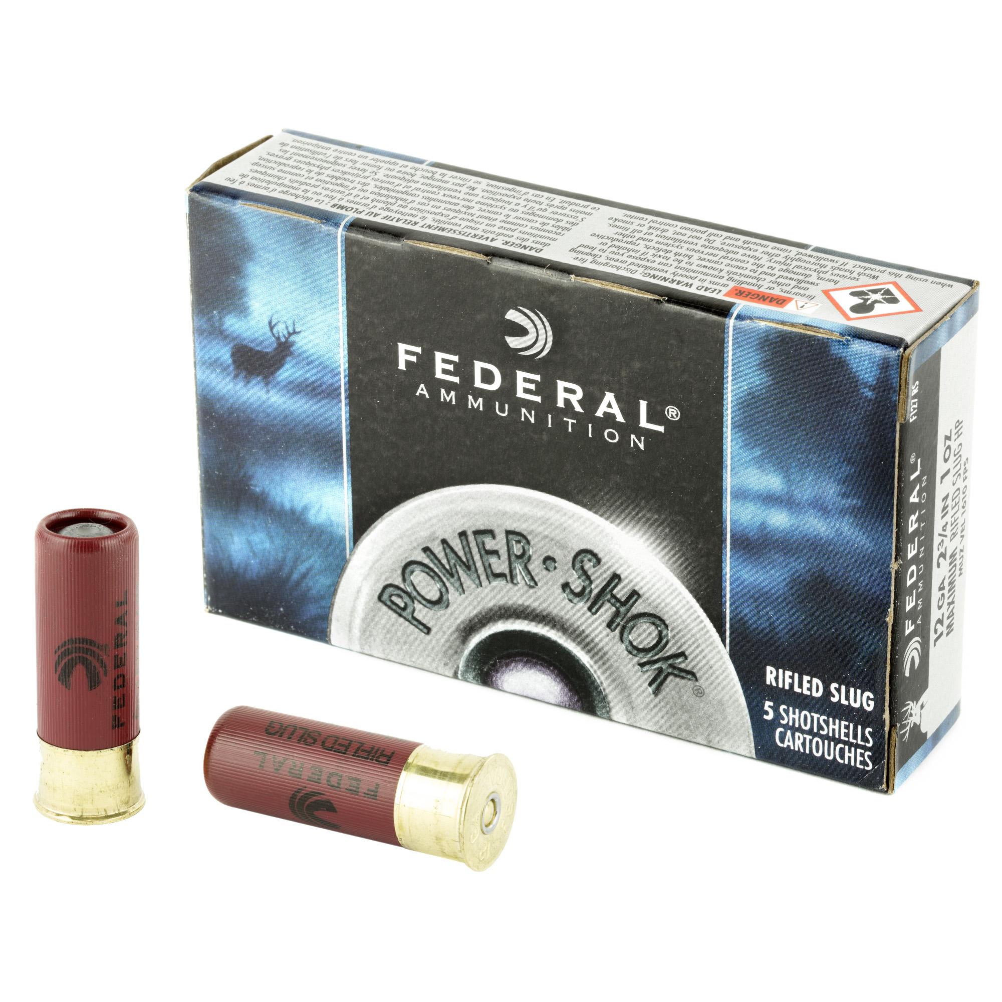 Federal Power-Shok 12GA 2-3/4