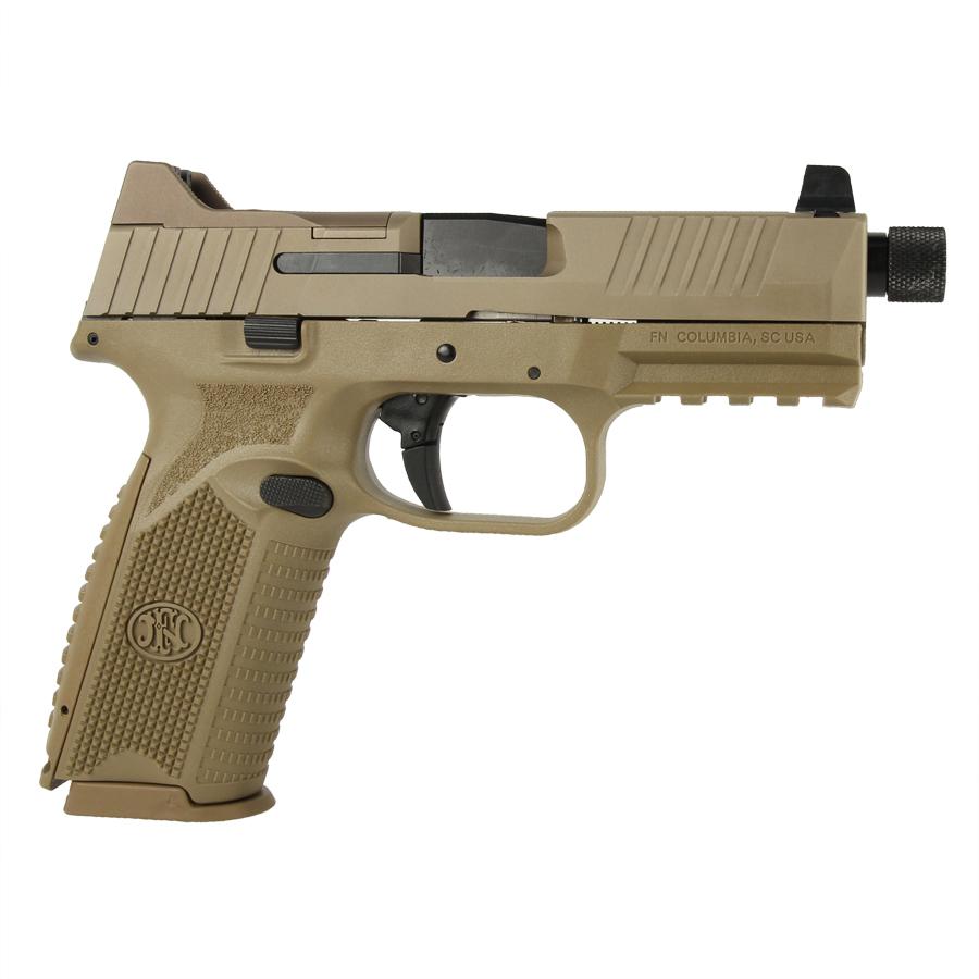 FN 509 Tactical, 9mm, FDE
