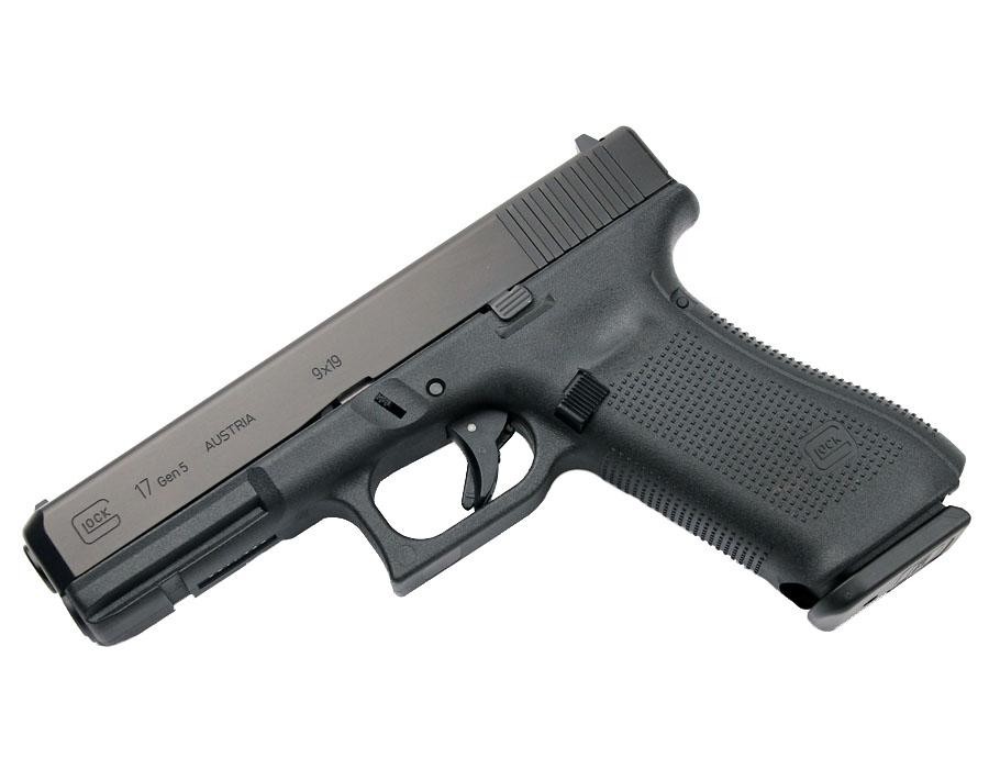 Glock 17 GEN 5 9mm - Black