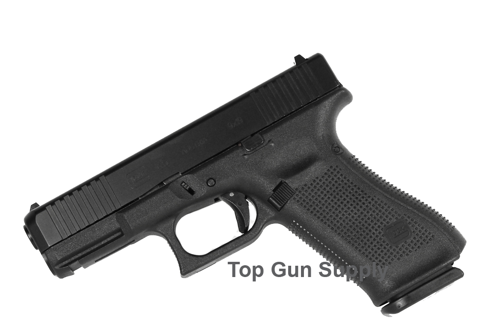 Glock 45  9mm Gen 5 - Black