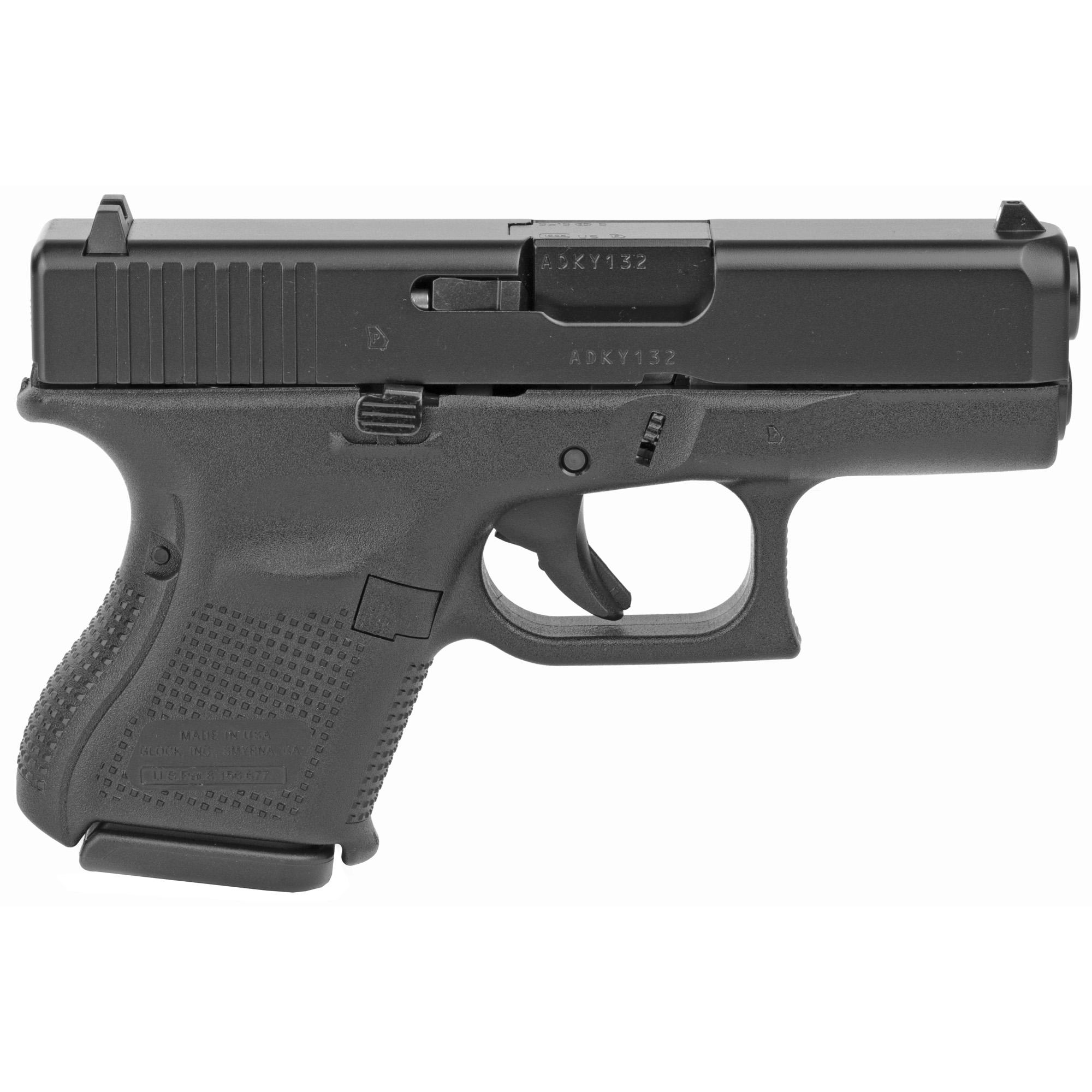 Glock 26 GEN 5 9mm - BLACK - U.S. MADE