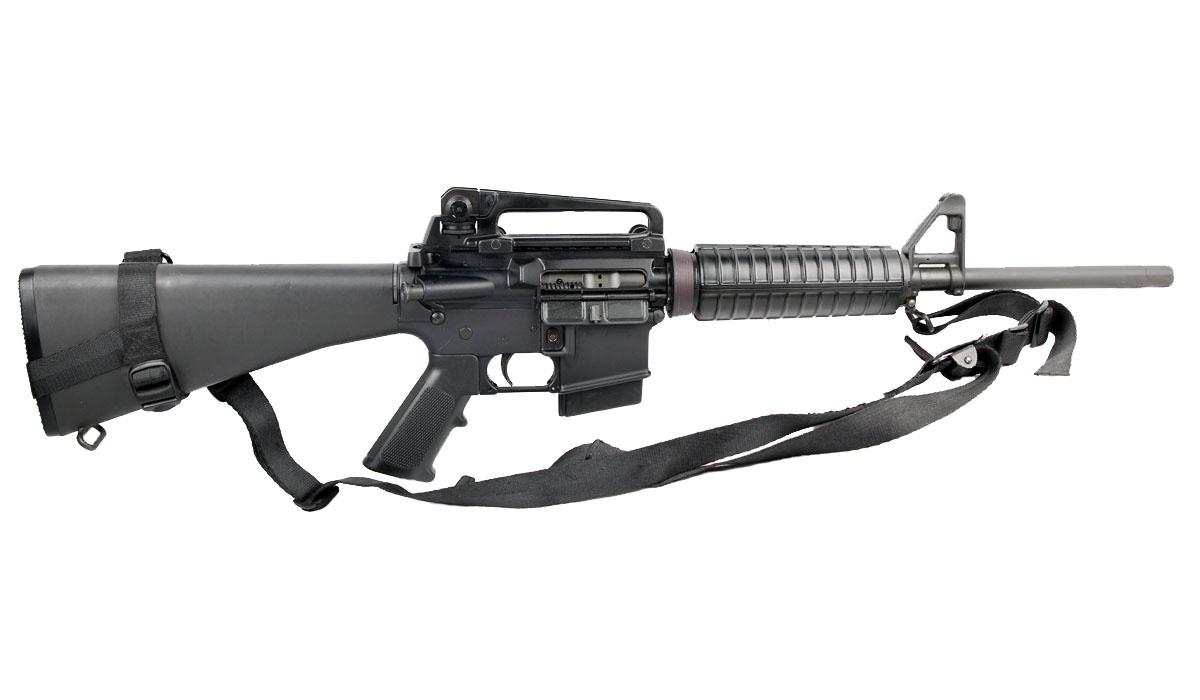 Colt Match Target Competition HBAR II, 16