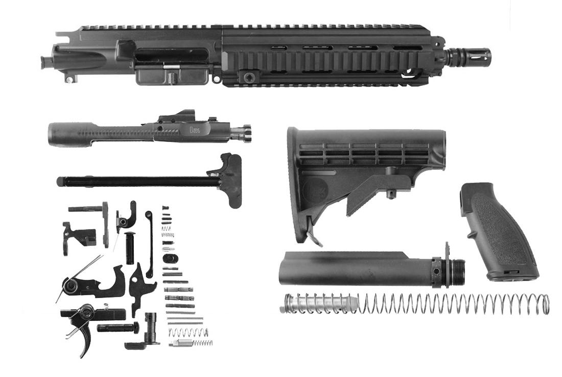 Heckler & Koch HK 416 Parts Kit - 10.4