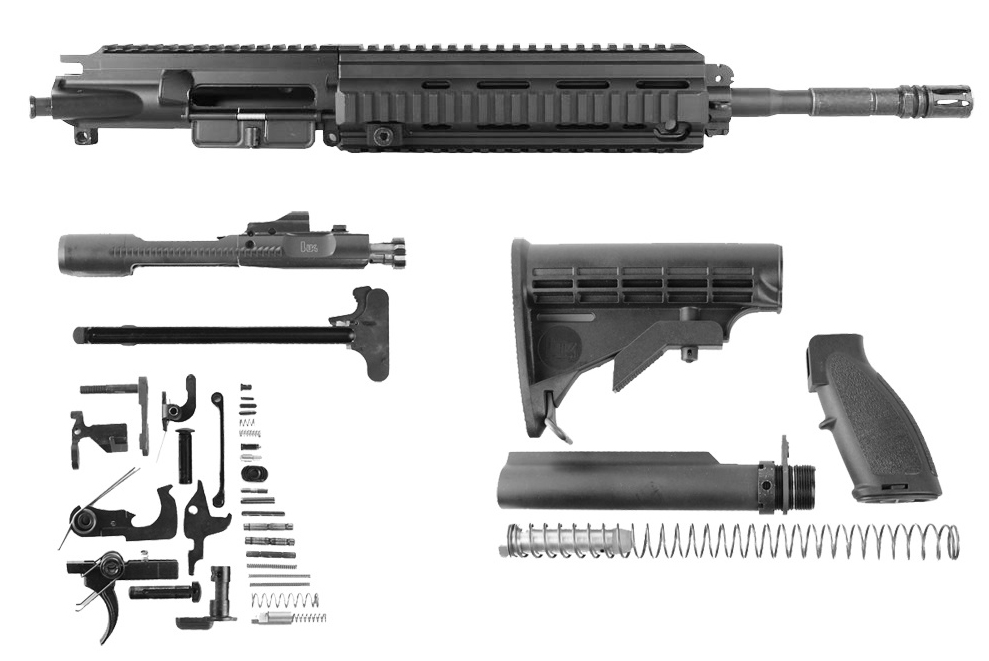 Heckler & Koch HK 416 Parts Kit - 14.5