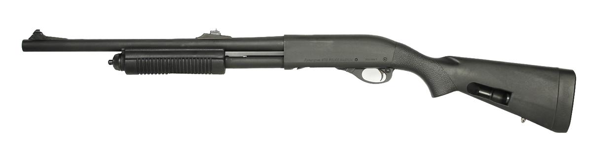 Remington 870 Police Magnum 12GA. Shotgun, 18