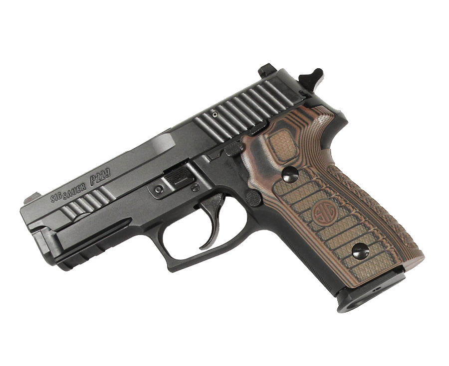 Sig Sauer P229 SELECT, 9mm, Night Sights, DA/SA
