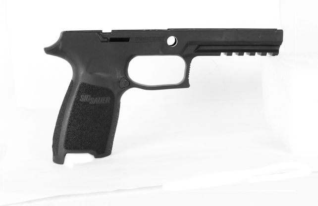 Sig Sauer P320 Grip Module Assembly, .45ACP Full Size Small - Small Grip