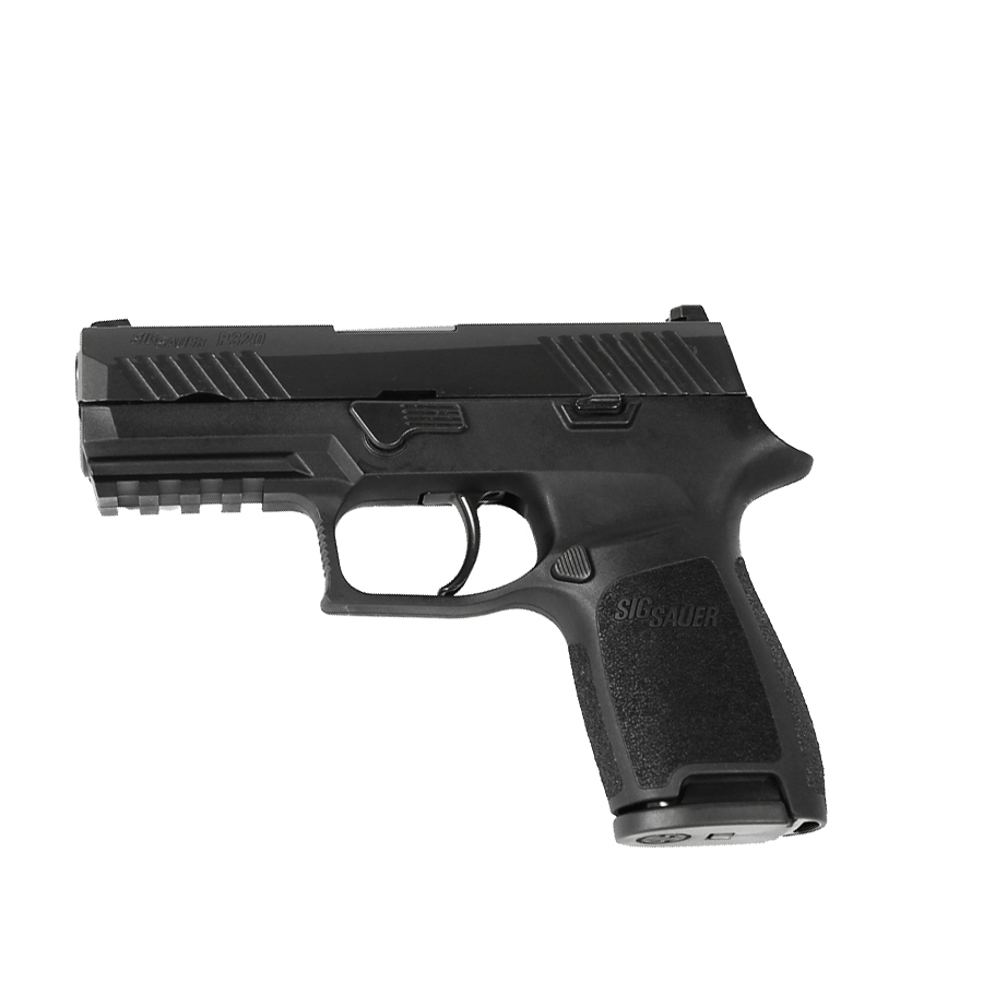 Sig Sauer P320 Compact 9mm - IOP