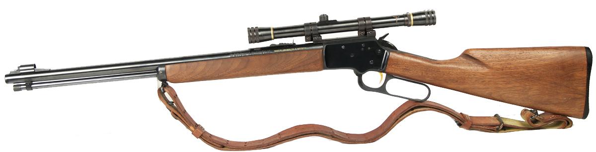 Marlin 39A Golden Mountie .22 Rifle