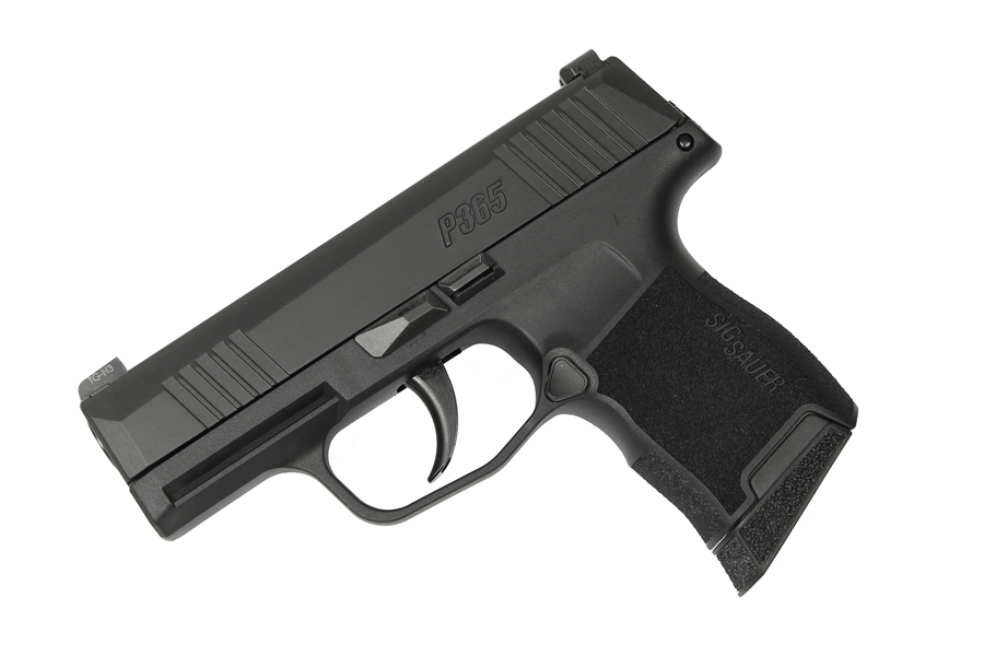 Sig Sauer P365 9mm Micro-Compact Pistol 365-9-BXR3