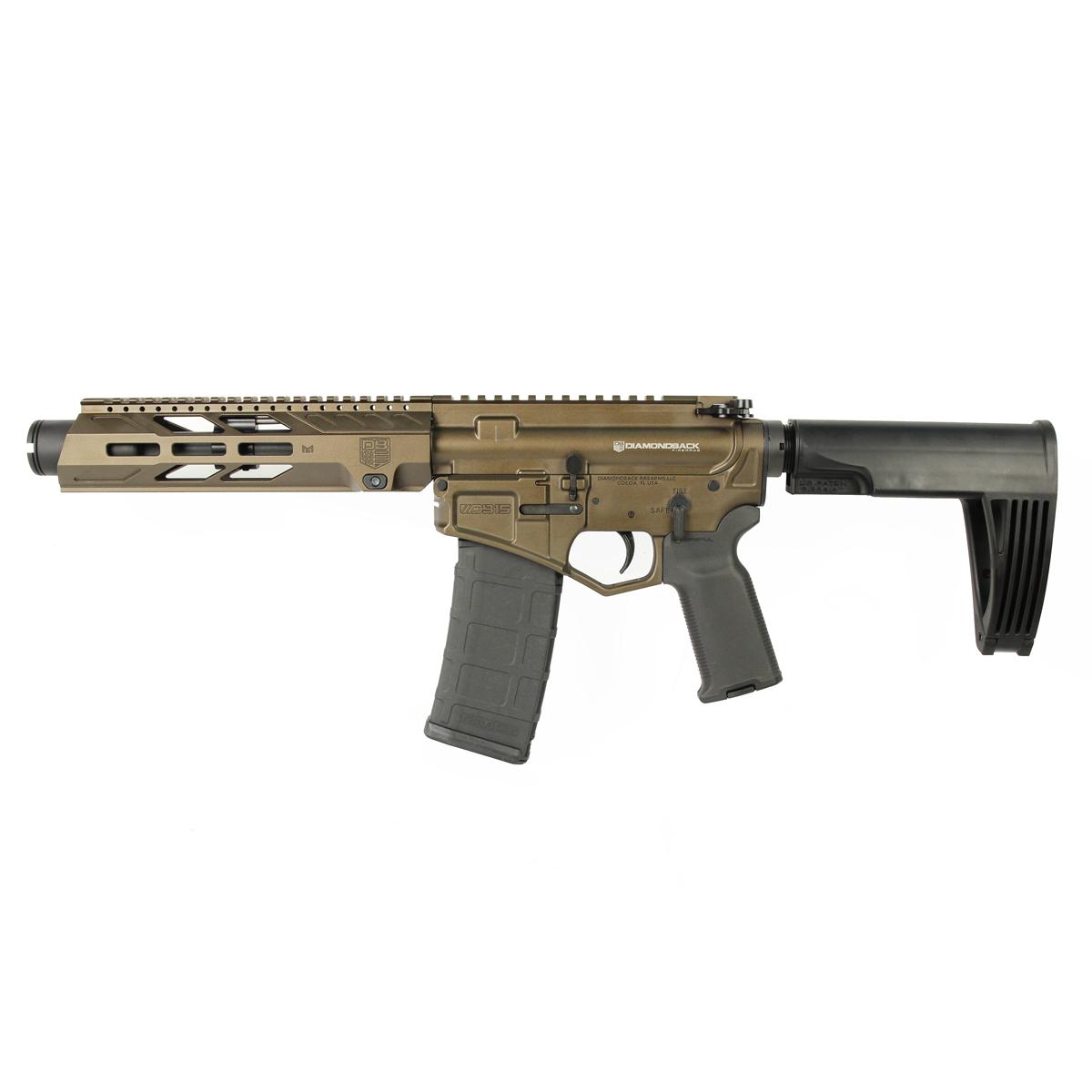Diamondback DB15 Pistol 5.56 NATO 7