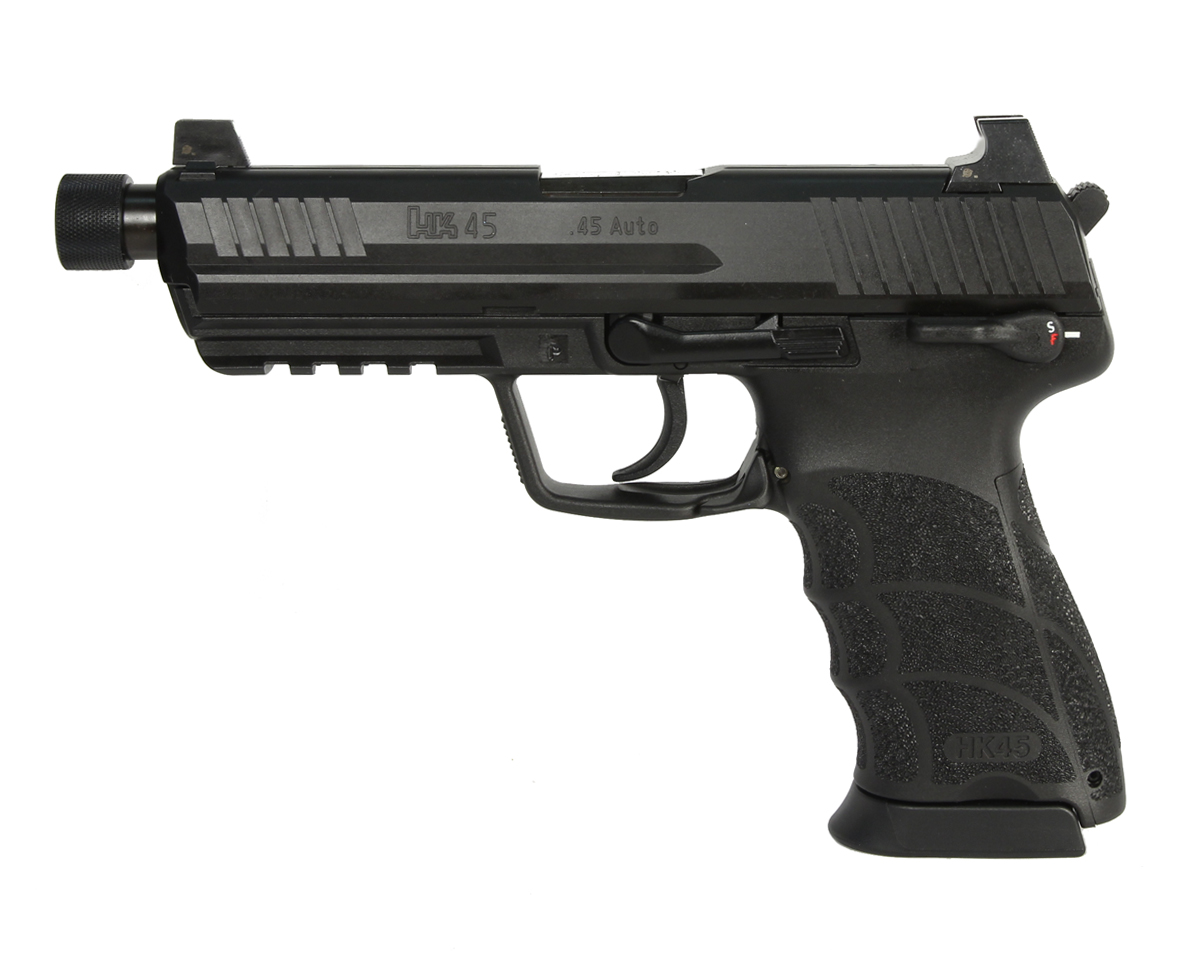 HK 81000030 HK45 Tactical V1 45 ACP 5.20