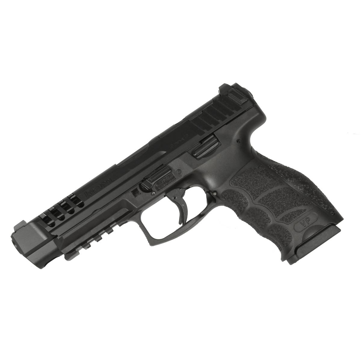 H&K VP9L Optics Ready 9mm Striker Fired, Fixed Sights - 10 ROUND