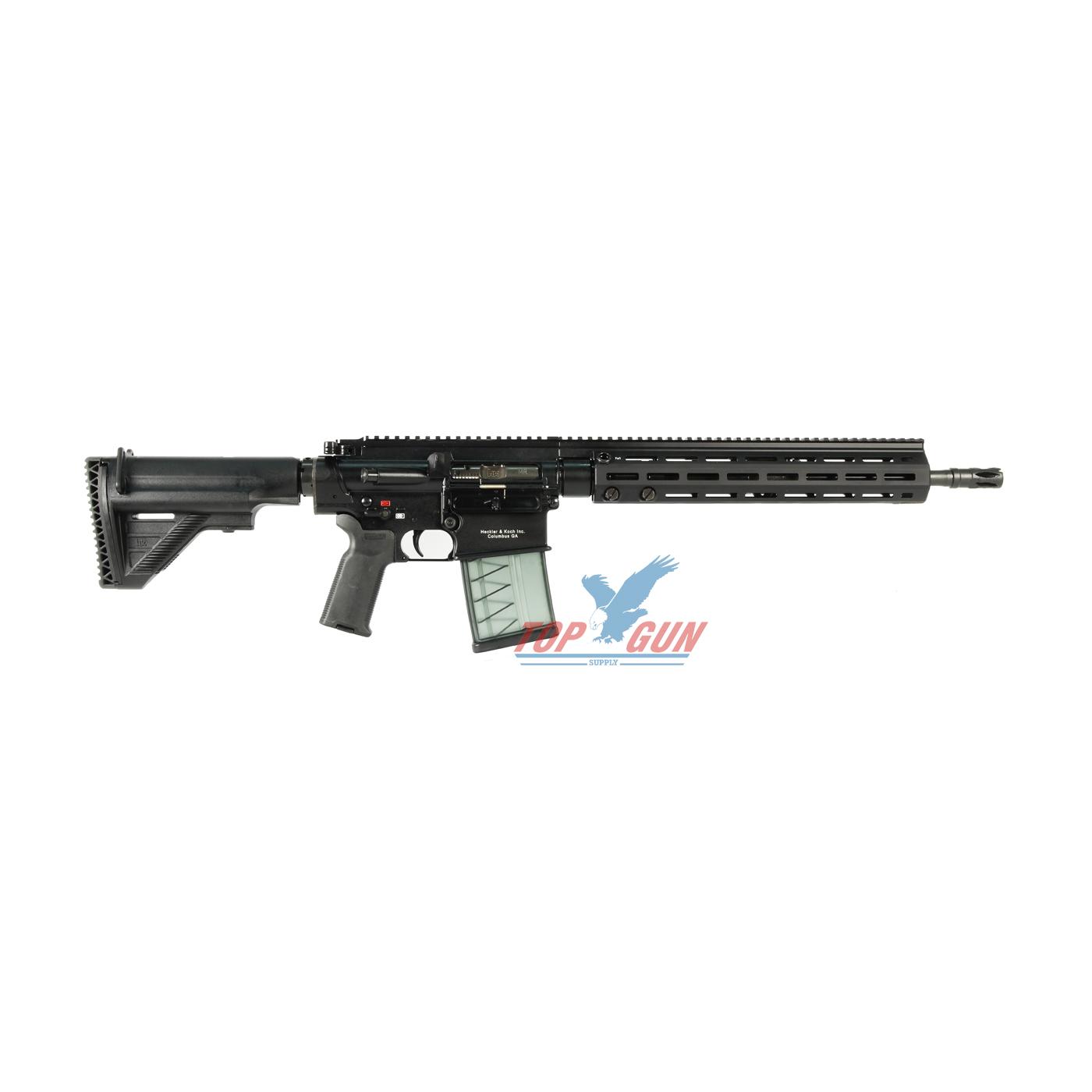Heckler and Koch MR762 Rifle 7.62 x 51mm MLOK