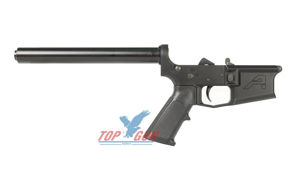 Aero Precision M4E1 Rifle Complete Lower Receiver w/A2 Grip - BLK