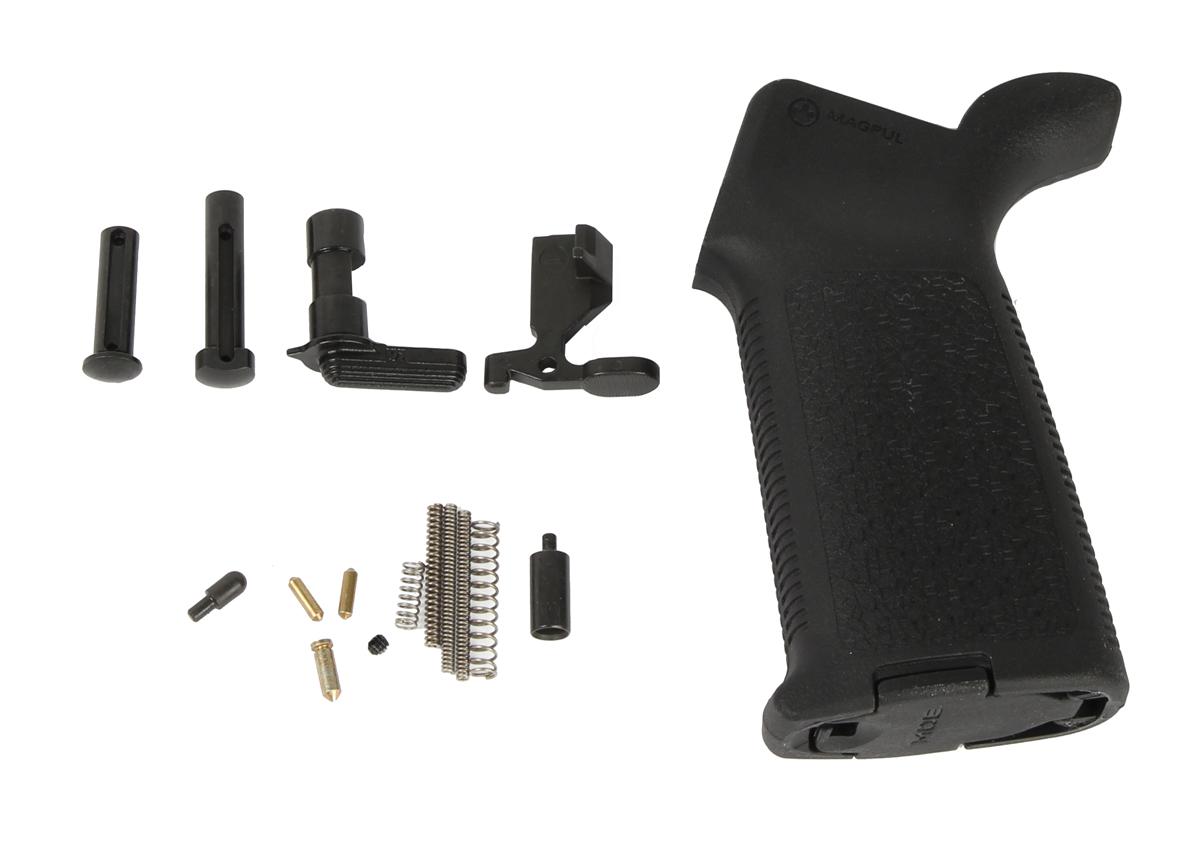 Aero Precision EPC Lower Parts Kit Minus FCG - MOE