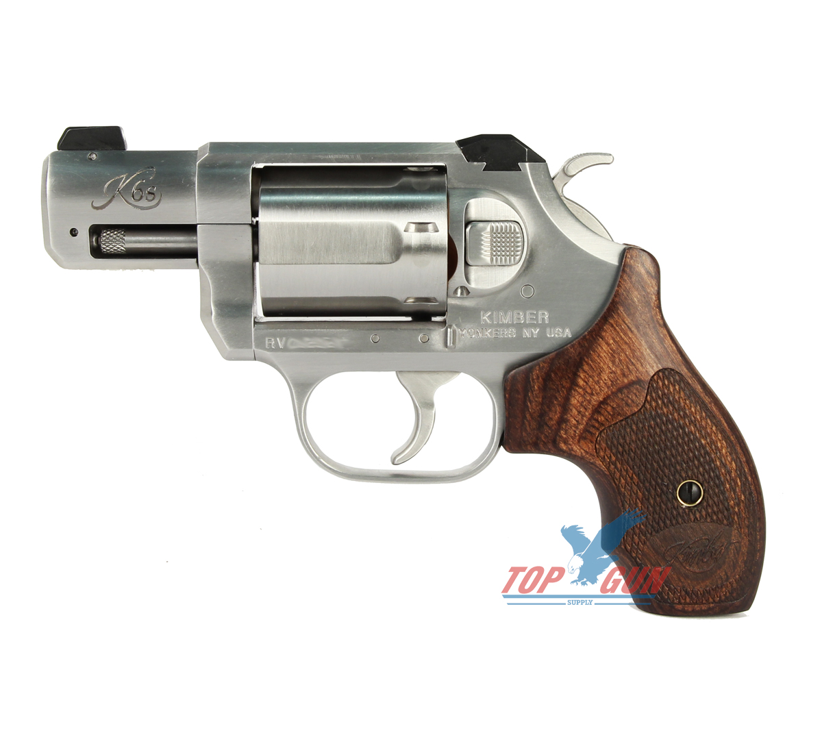 Kimber K6S Stainless Revolver .38 SPL - 2