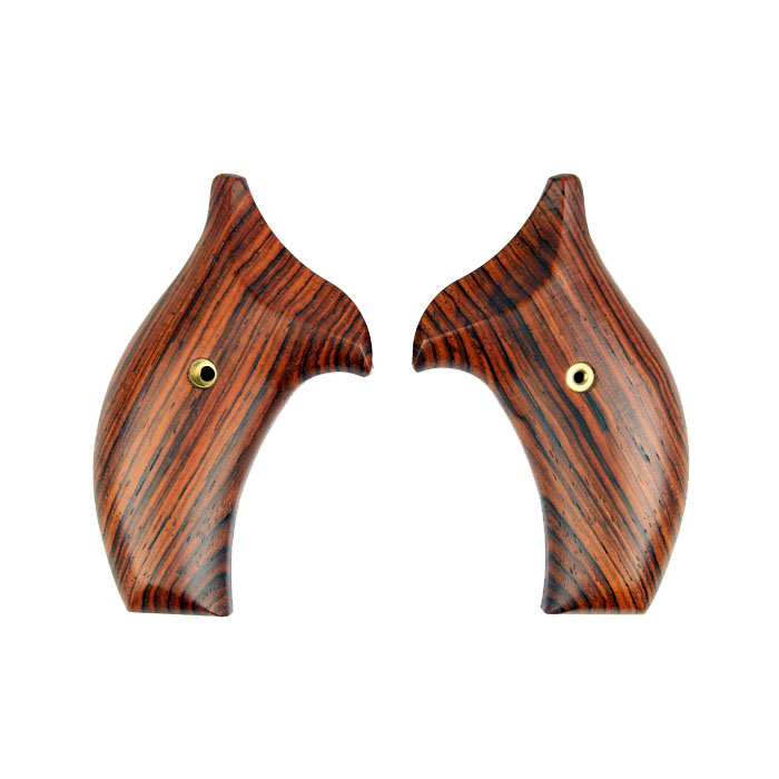 Ahrends S&W, Tactical J Frame, Round Butt, Cocobolo - BANANA - OILED