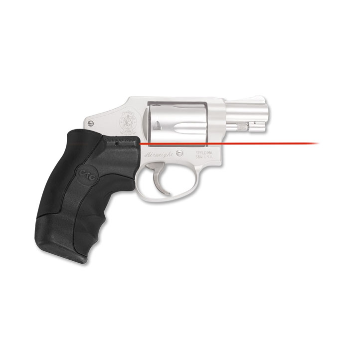 Crimson Trace Laser Grips - Smith & Wesson J-Frame