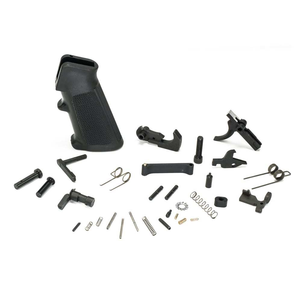 White Label Armory AR-15 Lower Parts Kit