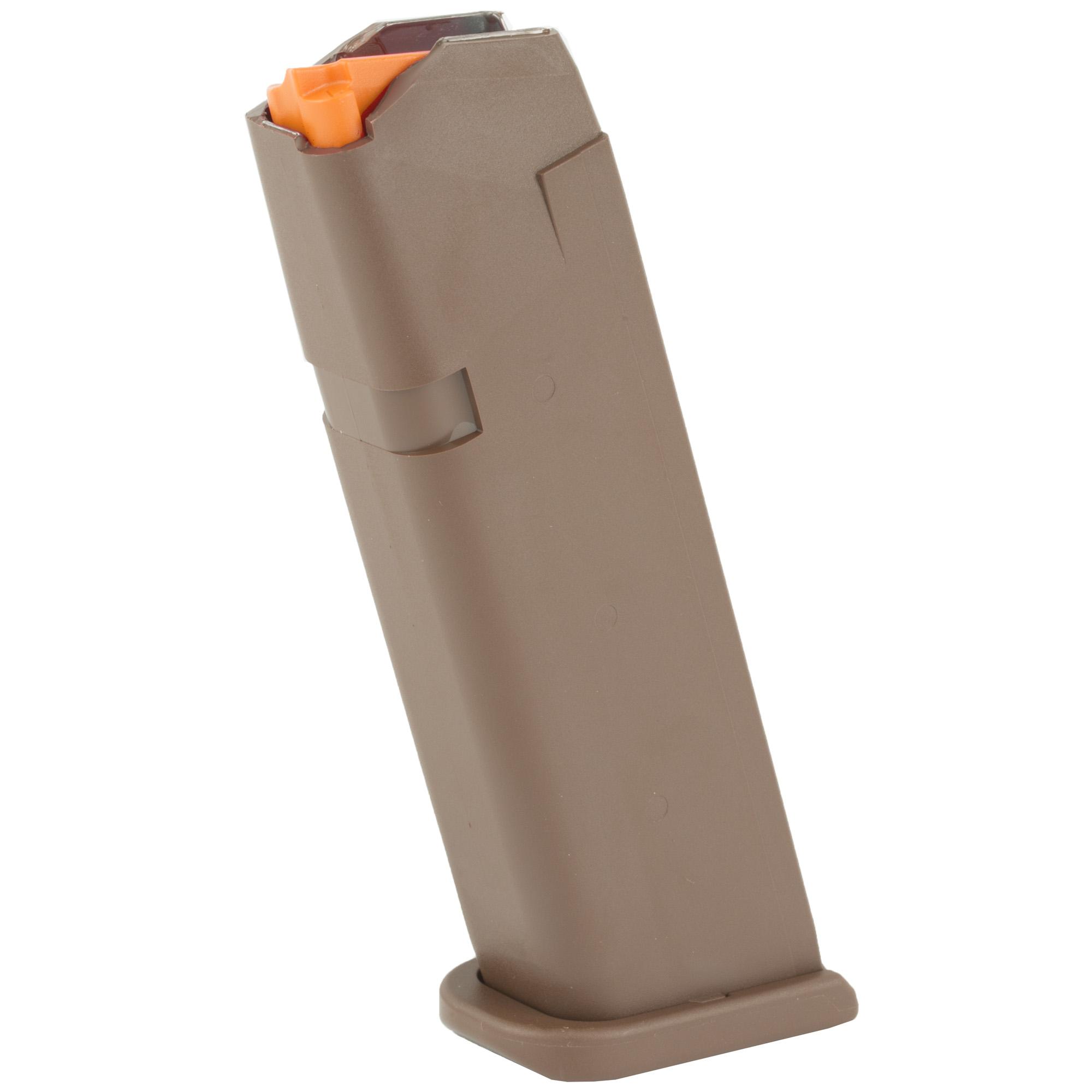 Glock 17 9mm 17RD Magazine - FDE