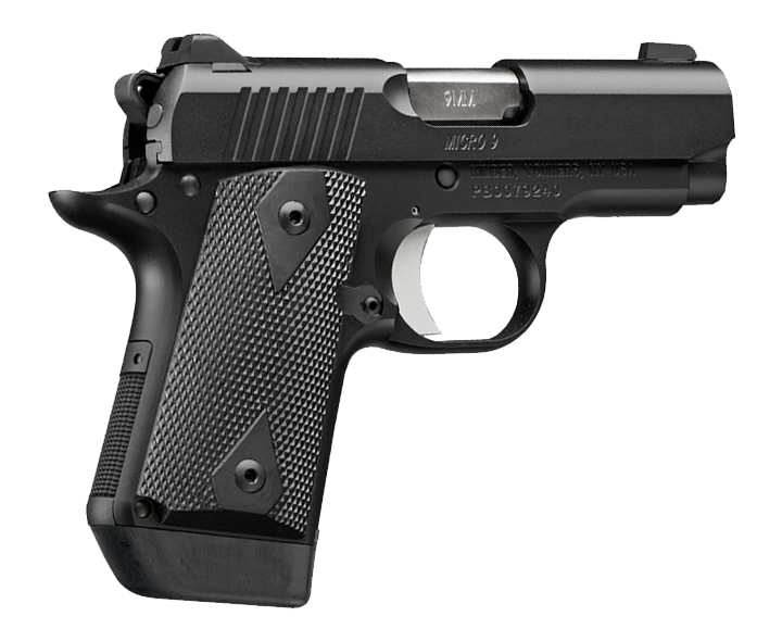 Kimber Micro 9 Black - 9mm