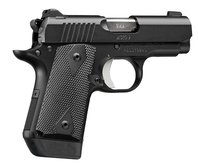 Kimber Micro 9 Black - 9mm