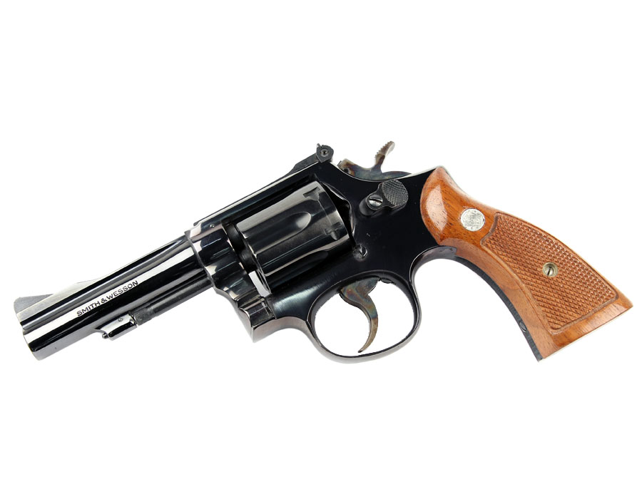 Smith & Wesson Model 15 Combat Masterpiece - .38 SPL - USED - Left