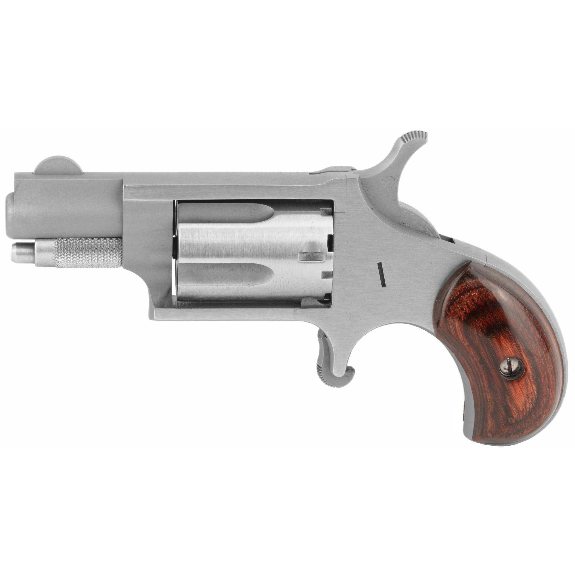 NAA 22LR Mini-Revolver *CA Compliant 22 LR 5rd 1.13
