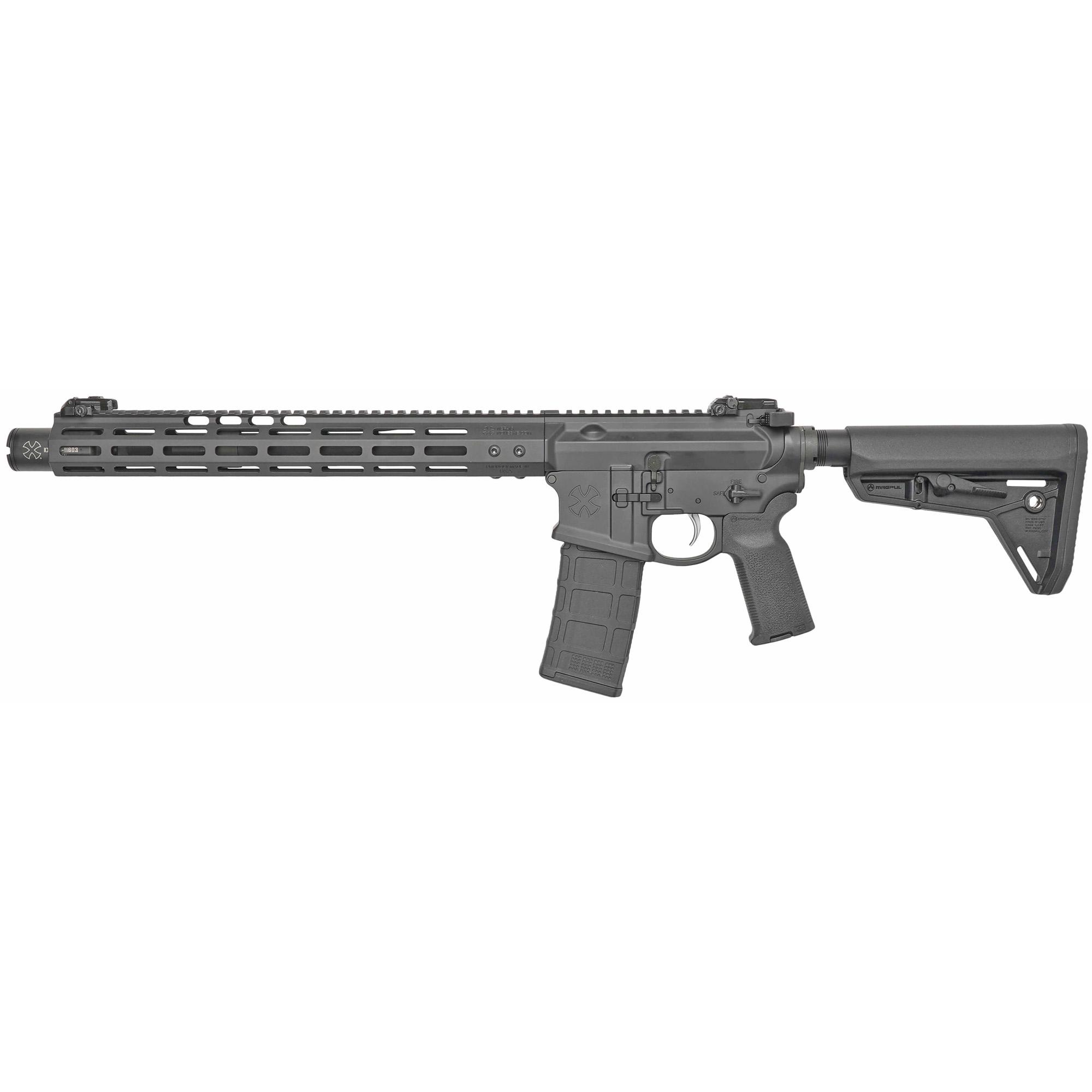 Noveske 02000789 Light Infidel 5.56x45mm NATO 13.70