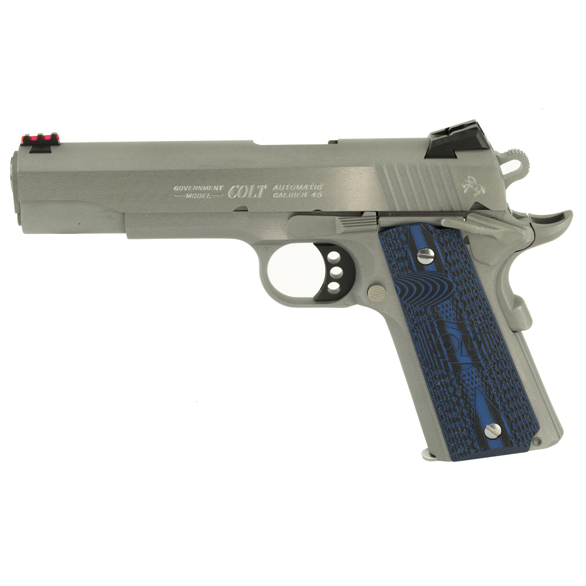 Colt Competition Series, 45ACP - Stainless