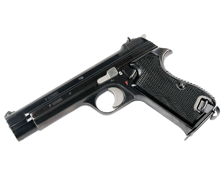 Sig P210 9mm - Swiss Police - USED