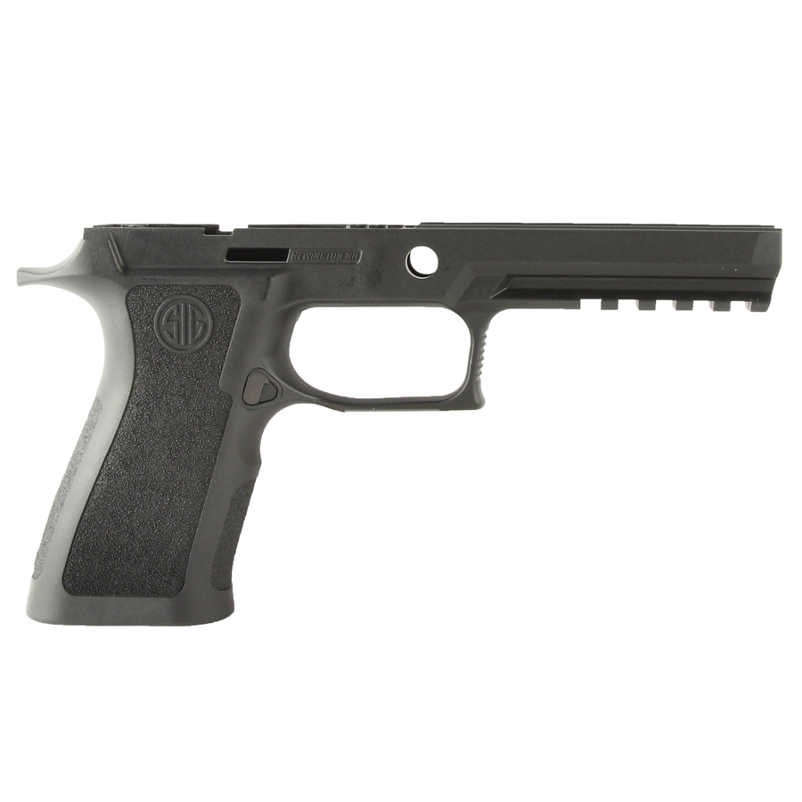 Sig Sauer P250/320 X-Series Grip 9/40/357 Full Size - Medium - Black