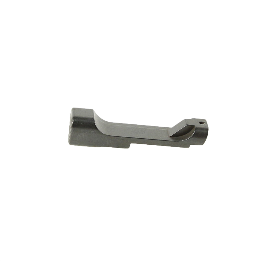 Springer Precision Sig P320 Stainless Steel Extended Magazine Release - Black