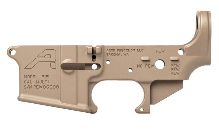 PEW Right FDE