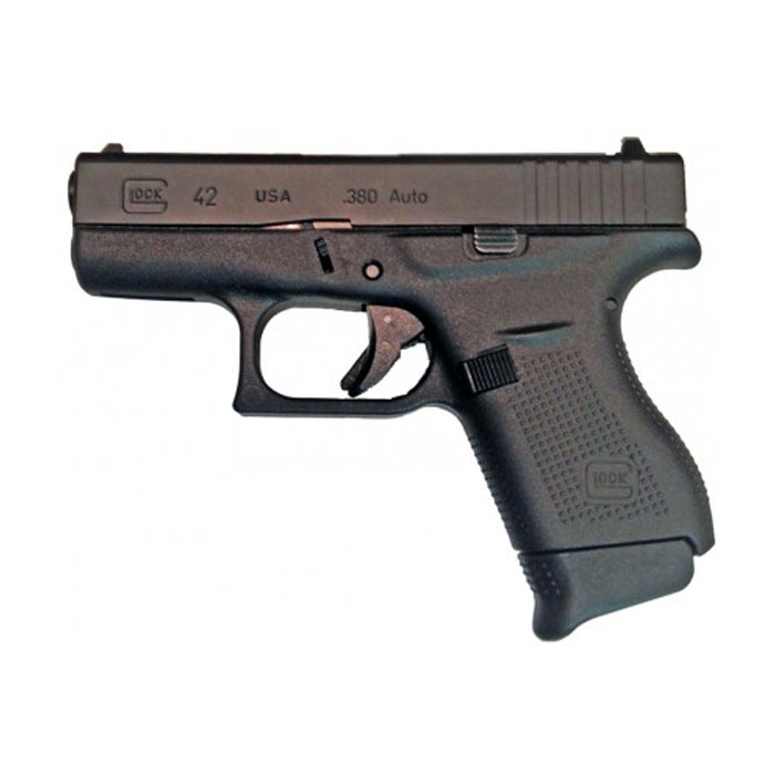 Pearce Plus One Grip Extension - Glock 42