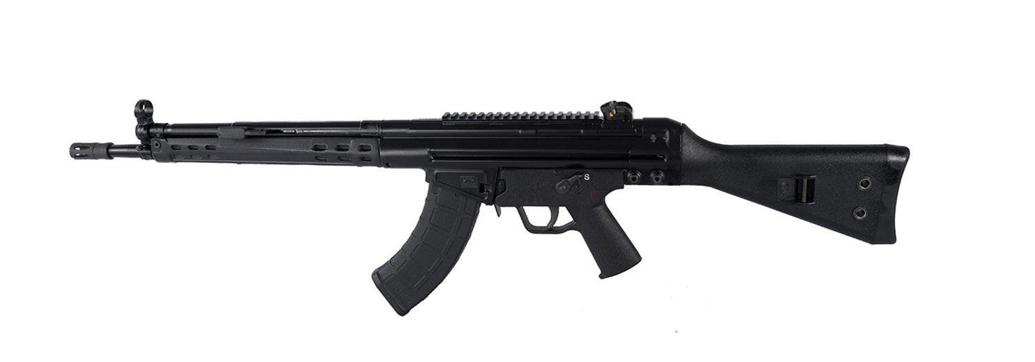 32 KFR PTR 200, 7.62x39