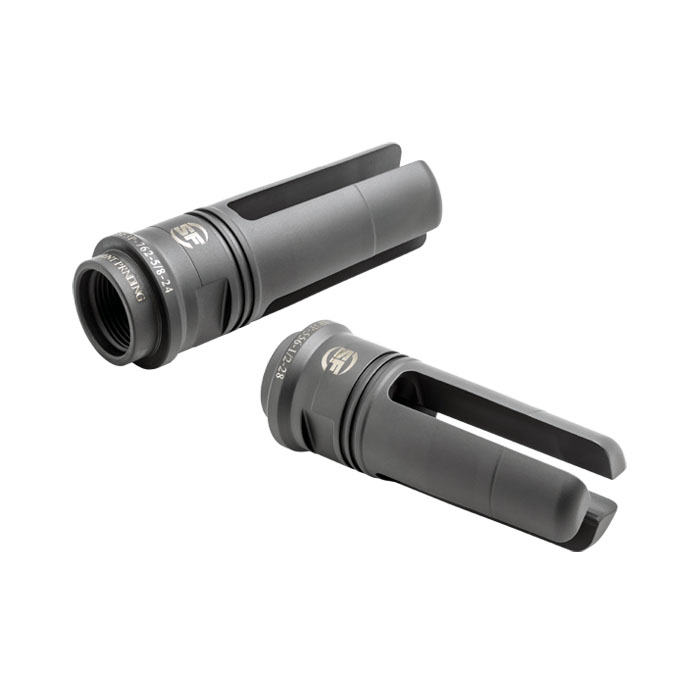 Surefire 7.62mm 3 Prong Flash Hider - AR10/LR308 - 5/8-24 Threads